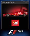 F1 2013 Card 02