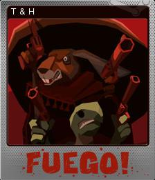 Fuego! Foil 4