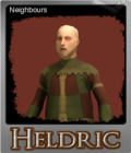 Heldric The legend of the shoemaker Foil 5