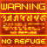 Ikaruga Emoticon Warning
