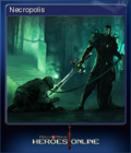 Might & Magic Heroes Online Card 5