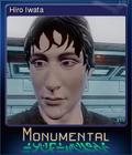 Monumental Card 5