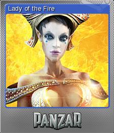 Panzar Card 07 Foil