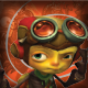 Psychonauts Badge Foil