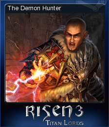 Risen 3 - Titan Lords Card 3