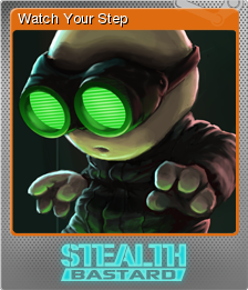 Stealth Bastard Deluxe Foil 8