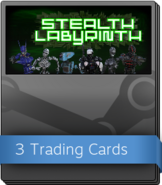 Stealth Labyrinth Booster Pack