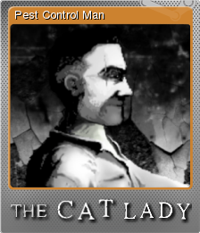 The Cat Lady Foil 6