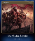 The Elder Scrolls Online Card 7
