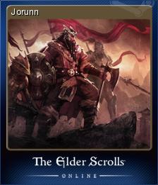 The Elder Scrolls Online Card 7