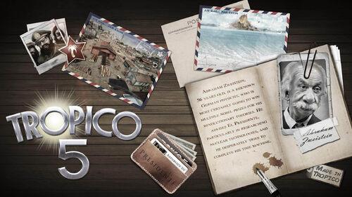Tropico 5 Artwork 2