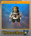 Villagers and Heroes Foil 04