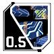 1 2 3 KICK IT Badge 5