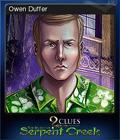 9 Clues The Secret of Serpent Creek Card 4