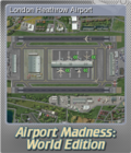 Airport Madness World Edition Foil 7