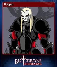 BloodRayne Betrayal Card 04