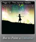 But to Paint a Universe Foil 05