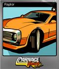 Carnage Racing Foil 5
