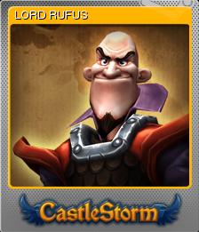CastleStorm Foil 5
