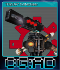 CortexGear AngryDroids Card 1