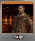 Mars War Logs Foil 1