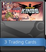 Mercenary Kings Booster Pack