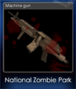 National Zombie Park Card 4