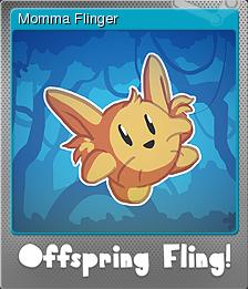 Offspring Fling! Foil 1