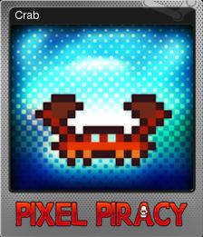 Pixel Piracy Foil 5