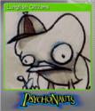 Psychonauts Foil 6