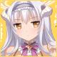 Sakura Angels Badge Foil