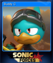 Sonic Forces Card 3