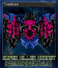 Super Killer Hornet Resurrection Card 06