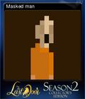 The Last Door Season 2 - Collector's Edition Card 1