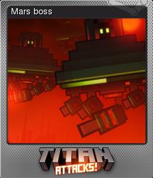 Titan Attacks! Foil 3