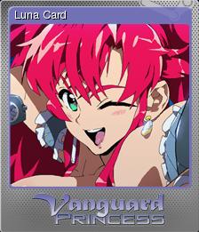 Vanguard Princess Foil 07
