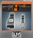 World of Guns Gun Disassembly Foil 09