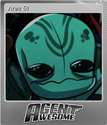 Agent Awesome Foil 2