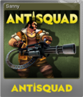 Antisquad Foil 4