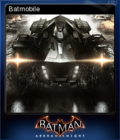 Batman Arkham Knight Card 4