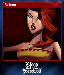 Blood of the Werewolf Card 4