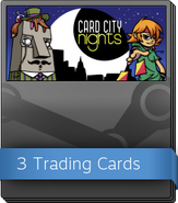 Card City Nights Booster Pack