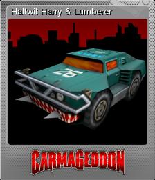 Carmageddon Max Pack Foil 5