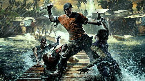 Dead Island Riptide Artwork 4