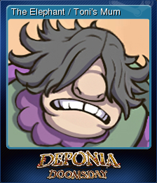 Deponia Doomsday Card 6