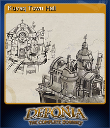 Deponia The Complete Journey Card 8