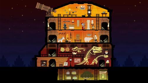 Haunt the House Terrortown Artwork 2