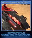 Homeworld Deserts of Kharak Card 10