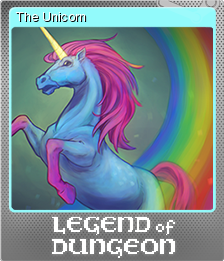 Legend of Dungeon Foil 6