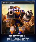 Metal Planet Card 5